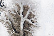 Písmeno K – Ledovce v národním parku Pond Inlet v kanadském Mittimataliku