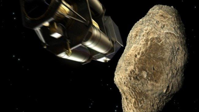 Dokážou dvě sondy vychýlit asteroid, který se řítí k Zemi?