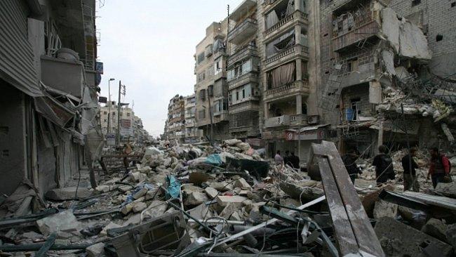 Takhle vypadá zkáza. Češi pomáhají přímo uprostřed bojů v rozbouřené Sýrii
