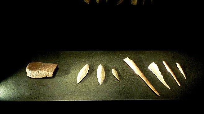 Předběhli dobu o 55 tisíc let