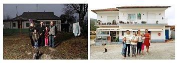 Arkadij a Angelina Yatsenko se letos v létě vypraví do Portugalska už potřetí. S rodinou Cláudie Santos budou bydlet ve venkovském domku nedaleko pláže.