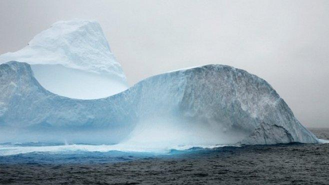 Co se stalo s ledovcem, který potopil Titanic?