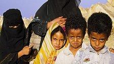 Moje jemenská dcera aneb Jak jsem si z Jemenu málem odvezl dvouleté dítě