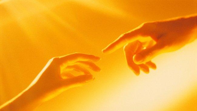 Když se křesťané modlí k Bohu, hovoří s konkrétní osobou