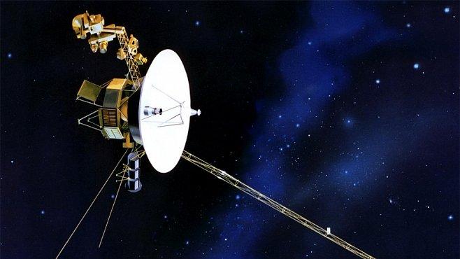 Sonda Voyager 1 objevila magnetickou dálnici a opouští sluneční soustavu
