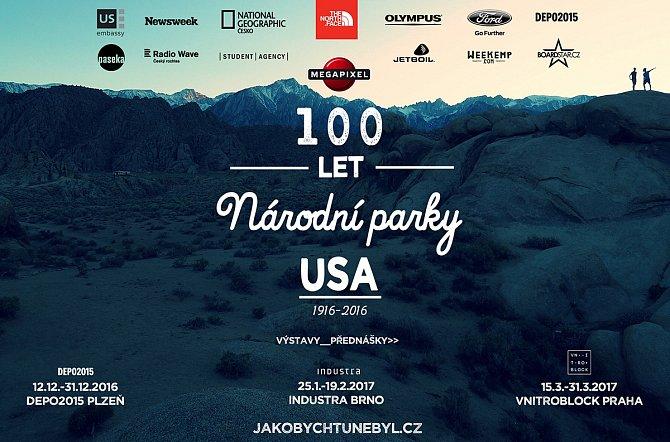 Výstava 100let národních parků USA
