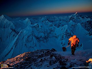 Osmitisícovka Gasherbrum II