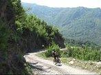 """Albánie -\""""pohodové cykloputování\"""" severem Albánie."""