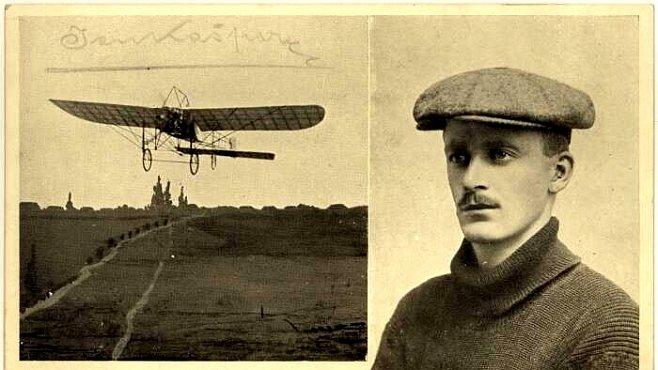 Otec českého letectví Jan Kašpar