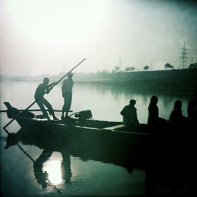 Indie: Santhalští domorodci