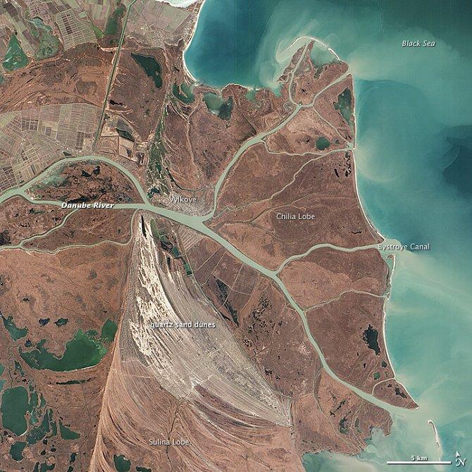 Fascinující záběry NASA