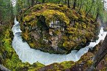 Oregonská řeka je jednou z původních osmi řek, které byly chráněné před stavbou přehrad v roce 1968. FOTO: Michael Melford pro National Geographic