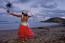 Smořem jsou těsně spjaty mnohé africké komunity a tradiční léčitelé často vykonávají na břehu moře posvátné rituály a obřady.
