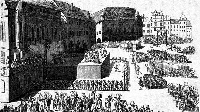 Podívaná jen pro otrlé, takový byl 21. červen 1621