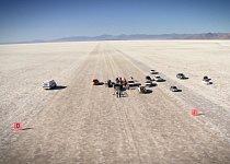 Původní rekord z roku 1999 činil 584 km/h.