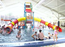 THERMAL CORVINUS Veľký Meder: Rodinný a zábavný bazén