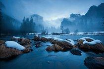 Yosemitský národní park, Kalifornie 184,3 kilometru chráněno od roku 1987, dalších 12,9 kilometru od roku 1992. FOTO: Michael Melford pro National Geographic
