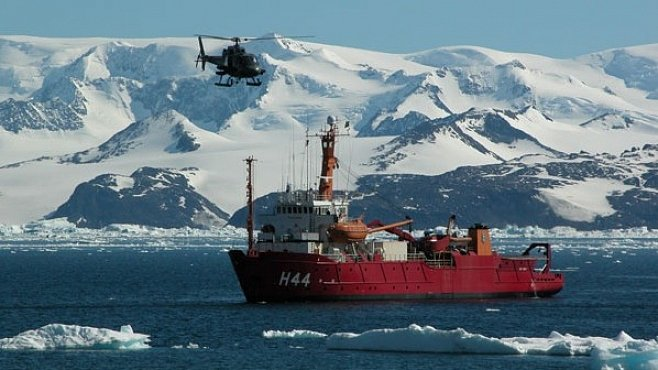 Expedice Antarktida  2012: Konečně na stanici