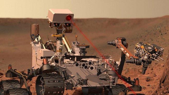 Na Marsu podle NASA organický materiál zatím nalezen nebyl. Musíme si ještě počkat