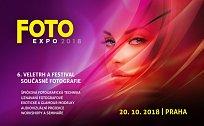 Šestý ročník FOTOEXPO představí více jak padesáti předních značek fotografické techniky a příslušenství.