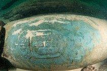Kromě koření objevili potápěči i bronzové artefakty.