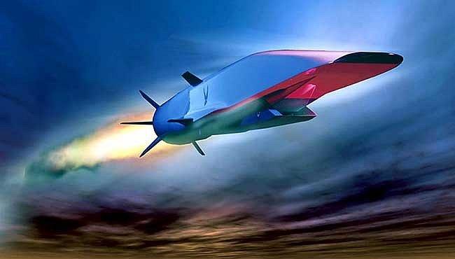 Experimentální X-51A překročil pětkrát rychlost zvuku