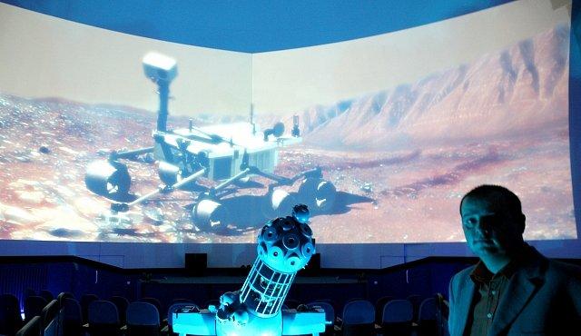 Levnější osídlení Marsu