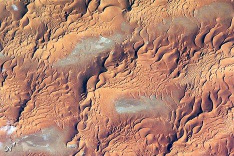 Duny z vesmíru