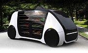 Vozidla budou na elektrický pohon s dojezdem 130 km a maximální rychlostí 40 kilometrů za hodinu.