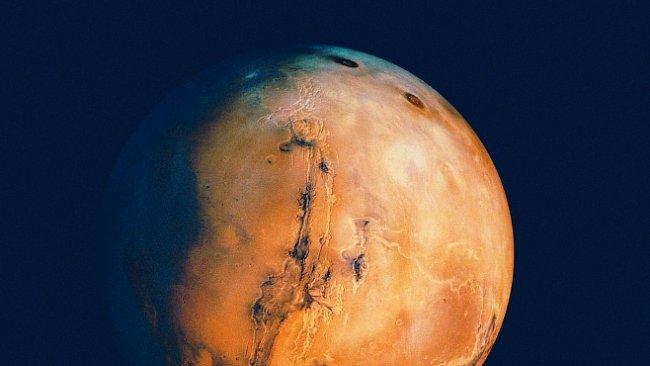 Zakladatel SpaceX chce pomoci vybudovat lidskou kolonii na Marsu