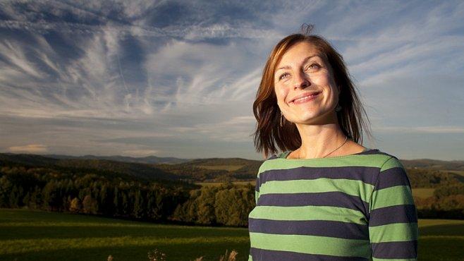 Kurz fotografování: Fotografování portrétů s hlavou v oblacích