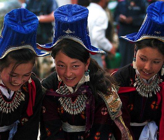 Ladakh je považován za poslední místo na zemi, kde existuje nepotlačená tibetská kultura.