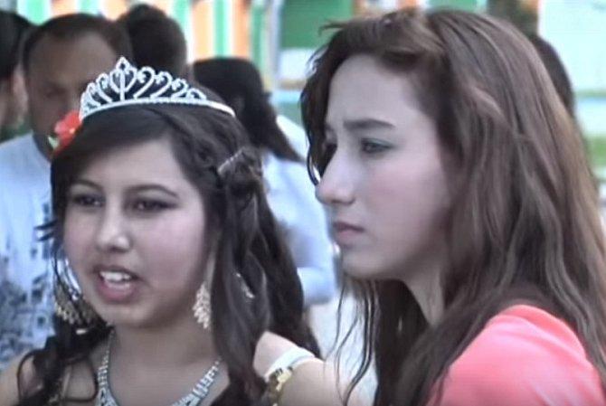 Romské nevěsty na prodej