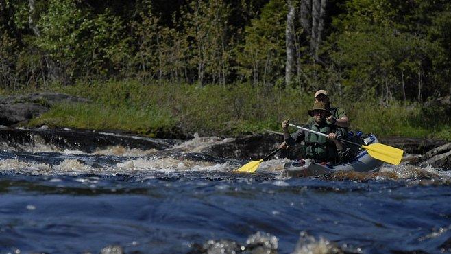 Exkluzivně pro National Geographic: Na kánoi ruskou Karélií