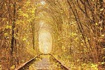 V každém ročním období má Tunel lásky své kouzlo.