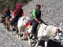 Sláva Litangu s jeho koňmi sahá až do Lhasy.