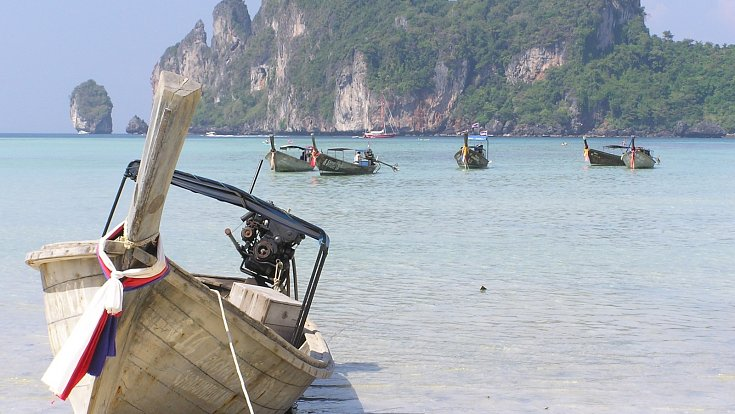 Užijte si památky v Bangkoku a poznejte Thajsko
