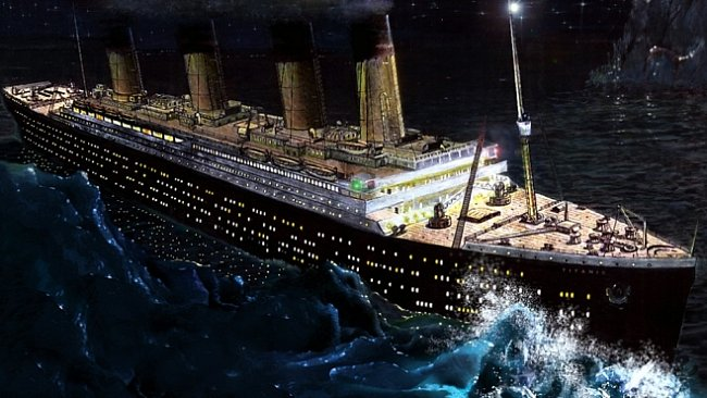TITAN: kniha, která předpověděla tragédii Titaniku 14 let předtím, než k ní došlo