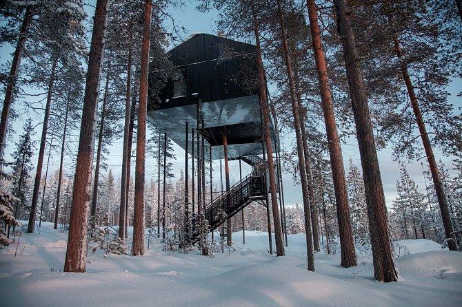 Stavbu realizovalo světoznámé norské architektonické studio Snøhetta.
