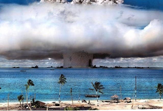 Jaderný test