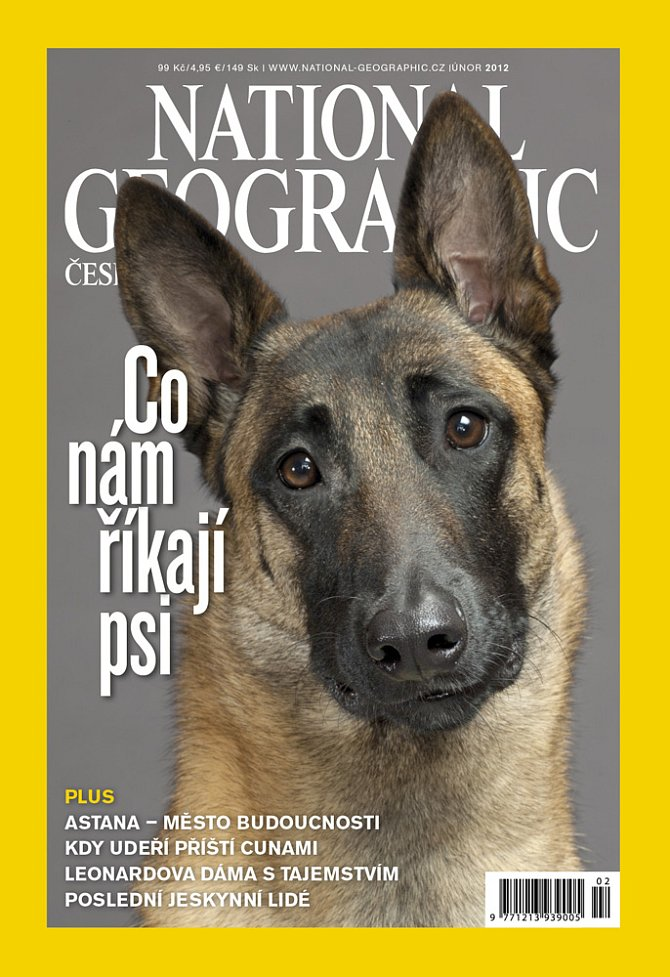 Obsah časopisu – únor 2012