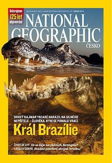 Obsah časopisu - srpen 2013