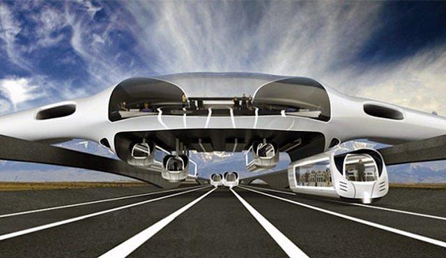 Létající vlak - elegance spojuje příměstskou a dálkovou přepravu