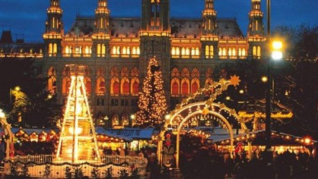 Vánoční trhy ve Vídni: představíme vám ty nejkrásnější