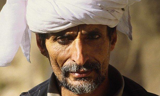 Jemenské pohoří Bura z mlhy zrozené II.