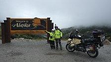 Zdolání Aljašky pro nás byl zlom. Celou dobu jsme hnali, abychom tam stihli dojet ještě dříve, než se na ni snese první sníh. Povedlo se. Nakonec jsme tam strávili tři krásné, ačkoli poměrně chladné týdny.