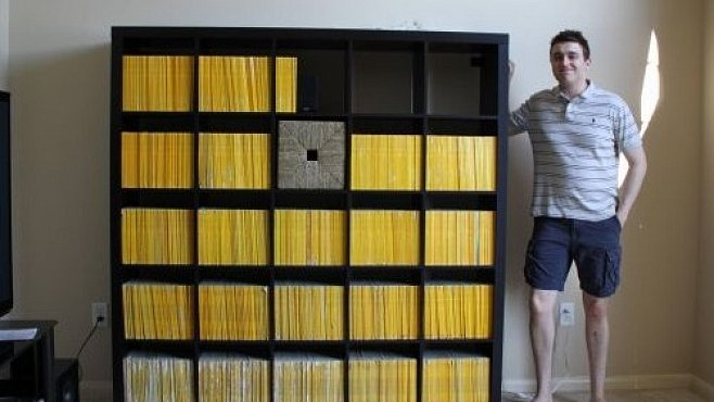 Devadesát let s National Geographic: Tak vypadá sbírka časopisů čtyř generací