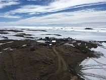 Antarktická stanice Syowa je nejstarší japonská výzkumná základna v Antarktidě.