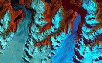 NASA: Změny planety ptačí perspektivou