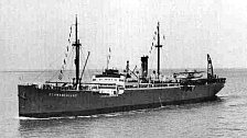 17. prosince 1938 vyplula z Travemünde loď Schwabenland. Ve 30. letech sloužila  jako  plovoucí stanoviště Lufthansy pro mezipřistání poštovních hydroplánů na linkách v Atlantiku. Nesla katapult a dal